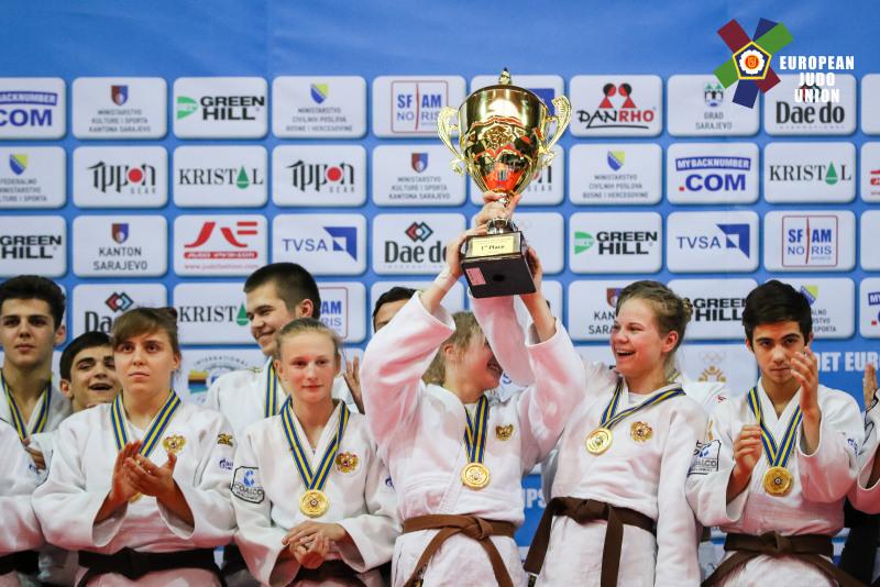 Из Сараево с победой!