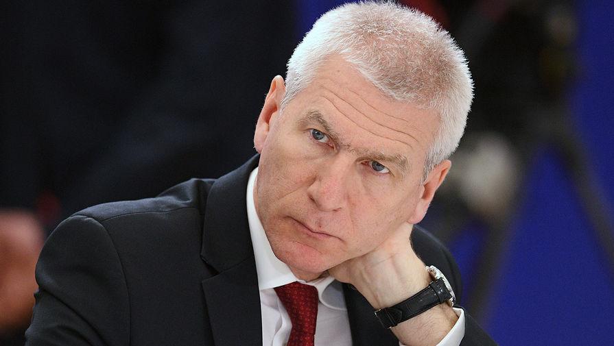 Олег Матыцин – министр спорта Российской Федерации
