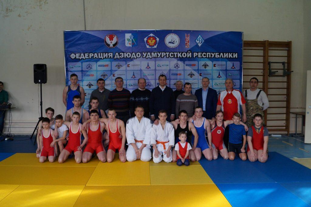 Новый спортзал в Сарапуле
