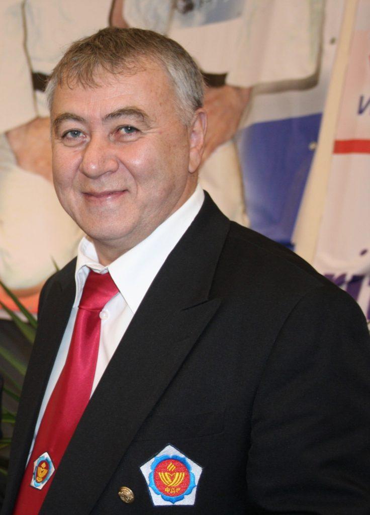 Нурмухамед Емкужев