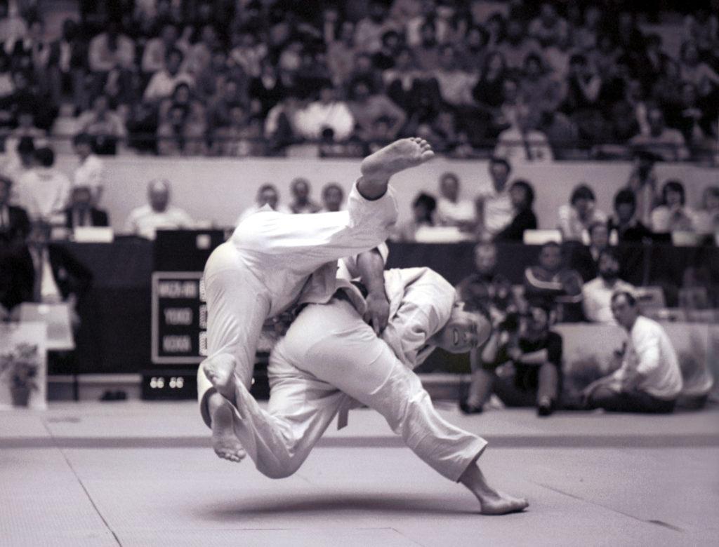 Финал чемпионата Европы-83 в категории 95 кг